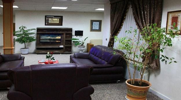 لابی هتل شورابیل اردبیل-شورابیل
