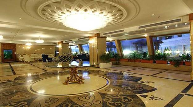 نمای لابی هتل کوثر ناب مشهد-کوثر ناب