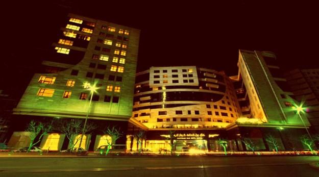 نمای بیرونی هتل کوثر ناب مشهد-کوثر ناب
