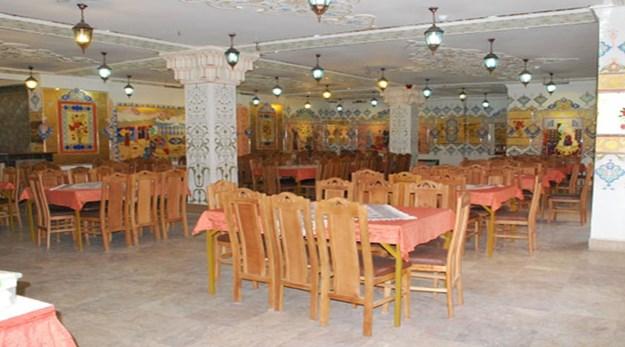 رستوران هتل ابن سینا اصفهان-سنتی ابن سینا