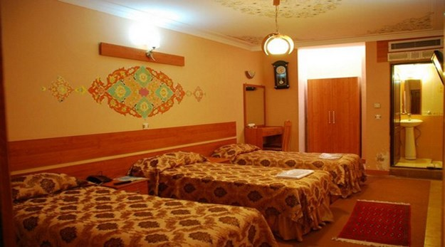 اتاق هتل ابن سینا اصفهان-سنتی ابن سینا