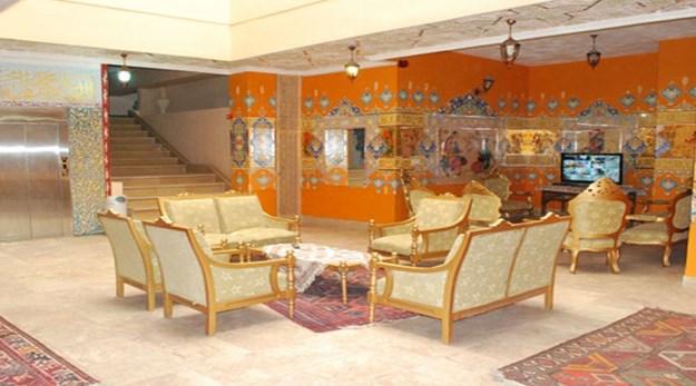 لابی هتل ابن سینا اصفهان-سنتی ابن سینا