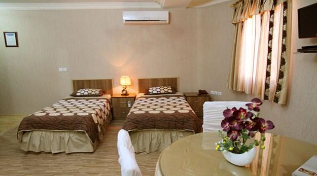 نمای اتاق هتل آریا ارومیه-آریا