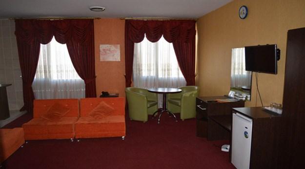 اتاق هتل ساحلی پردیس مبارکه اصفهان-ساحلی پردیس