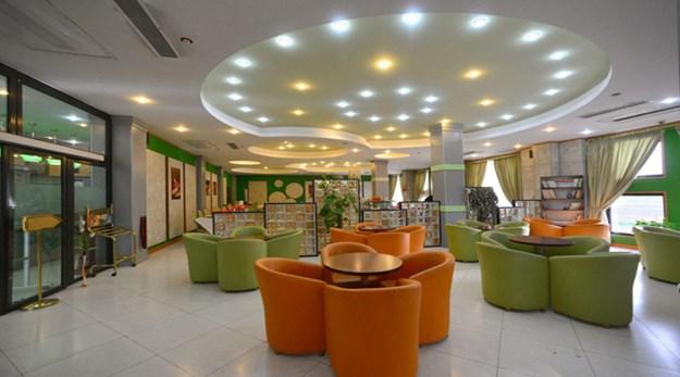 کافی شاپ هتل ساحلی پردیس مبارکه اصفهان-ساحلی پردیس