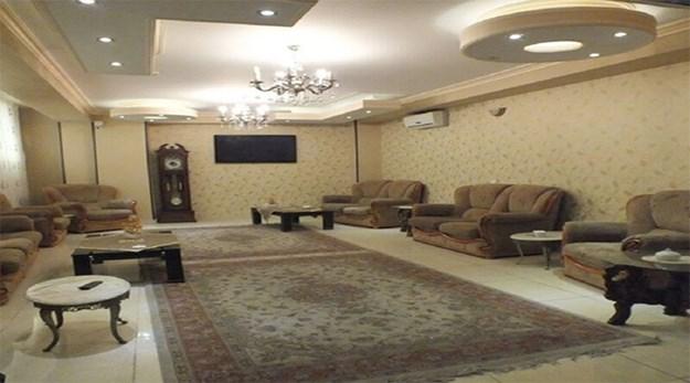 نمای لابی هتل سهند تبریز-سهند