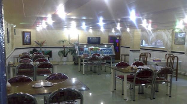 رستوران هتل مروارید تبریز-مروارید