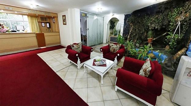 نمای داخلی هتل آزادی تهران-آزادی