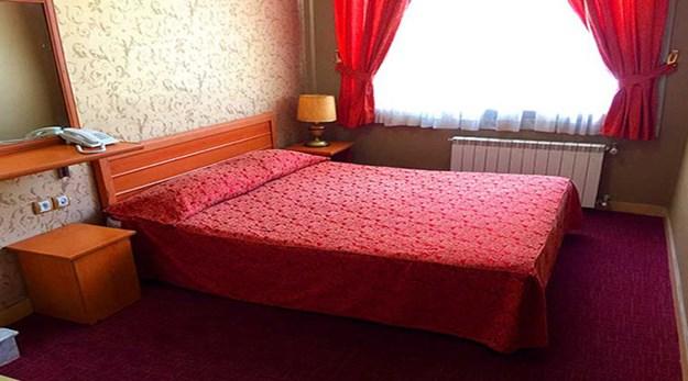نمای اتاق هتل پاسارگاد تهران-پاسارگاد