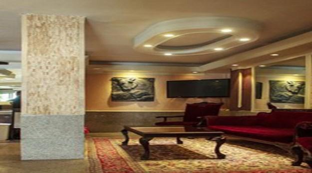نمای داخلی هتل پاسارگاد تهران-پاسارگاد