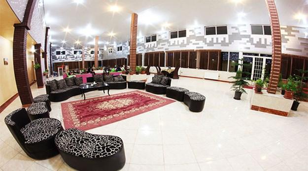 نمای داخلی هتل پرنیان خلخال-پرنیان
