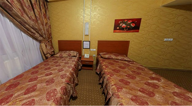 اتاق هتل پارسا تهران-پارسا
