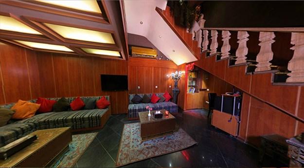لابی هتل پارسا تهران-پارسا