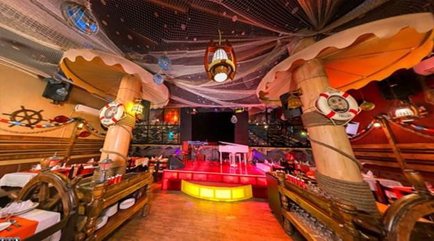 رستوران هتل پارسا تهران-پارسا