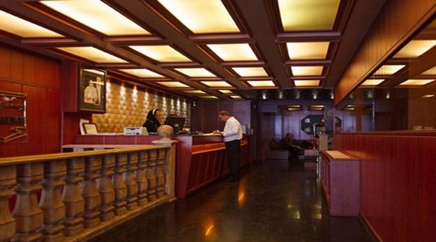 پذیرش هتل پارسا تهران-پارسا