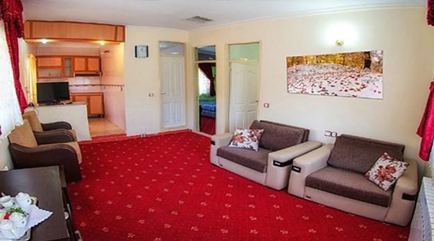 اتاق هتل جهانگردی جلفا-جهانگردی