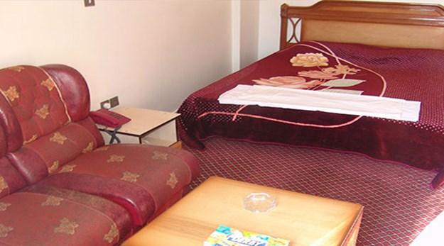 نمای داخلی هتل ساسان سرعین-ساسان
