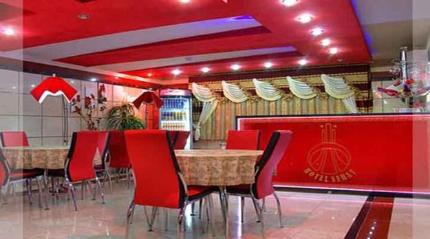 کافی شاپ هتل صحت سرعین-صحت