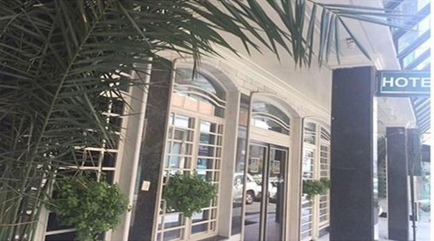 نمای بیرونی هتل امیر کبیر کرج-امیرکبیر