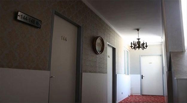 نمای اتاق هتل امیر کبیر کرج-امیرکبیر