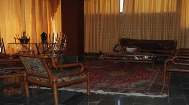 نمای اتاق هتل آلیانس مراغه-آلیانس