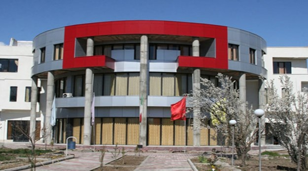 نمای ساختمان هتل آلیانس مراغه-آلیانس