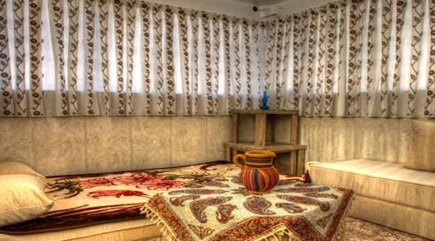 اتاق مجتمع اقامتی خورشید کاشان-خورشید اردهال