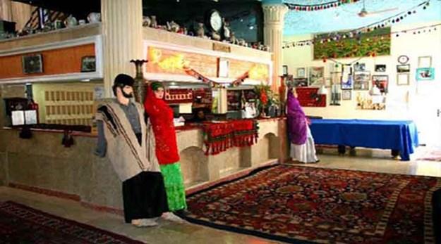 لابی هتل کوهرنگ شهرکرد-کوهرنگ