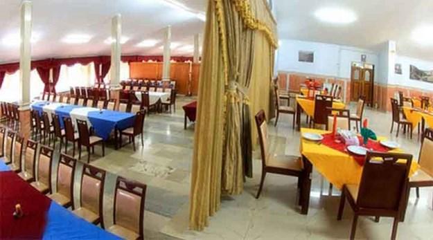 رستوران مهمانسرا جهانگردی ماکو-جهانگردی