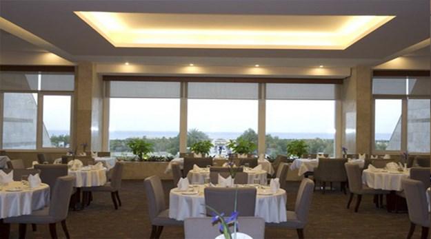 رستوران هتل ماریناپارک کیش-مارینا پارک