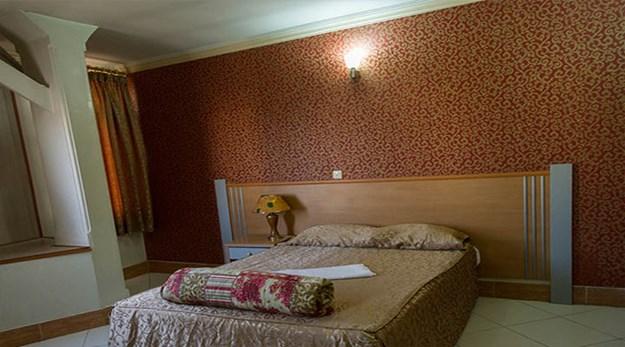 نمای اتاق هتل بهارستان مشهد-بهارستان