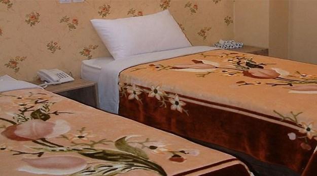نمای اتاق هتل جمشید اصفهان-جمشید