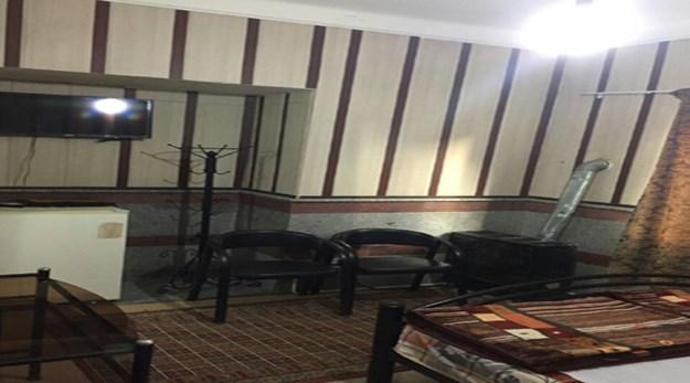 نمای اتاق مهمانسرای کشاورز تهران-کشاورز