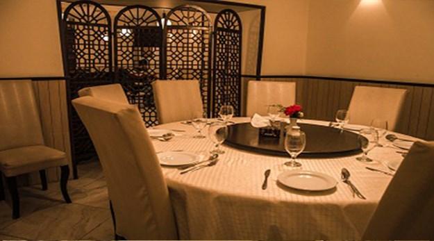 نمای رستوران هتل آپادانا تهران-آپادانا