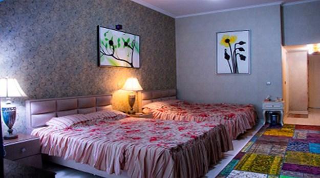 نمای اتاق هتل آپادانا تهران-آپادانا