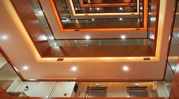 نمای داخلی هتل ساینا تهران-ساینا