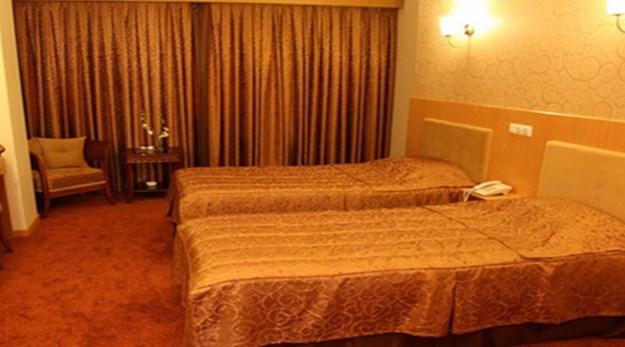 نمای اتاق هتل ساینا تهران-ساینا