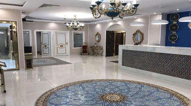 لابی هتل خواجو اصفهان-خواجو