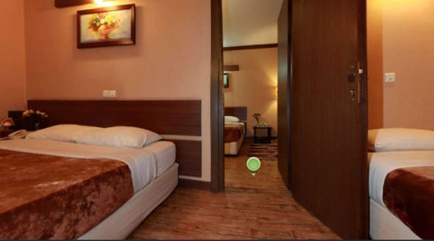 اتاق هتل شیخ بهایی اصفهان-شیخ بهایی
