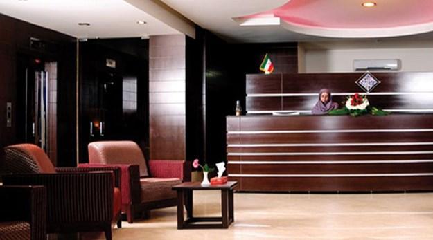 لابی هتل شیخ بهایی اصفهان-شیخ بهایی