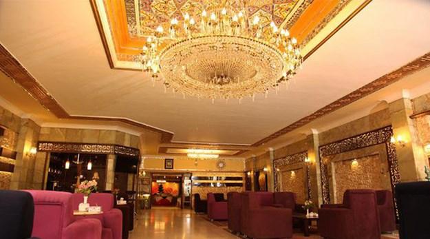لابی هتل عالی قاپو اصفهان-عالی قاپو