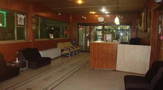 پذیرش هتل کاوه اصفهان-کاوه
