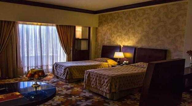 اتاق هتل هما ۲ مشهد -هما ۲