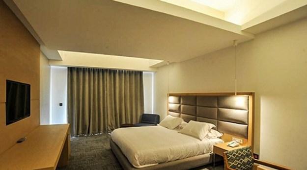 اتاق خواب هتل ونوس پلاس چالوس -ونوس پلاس