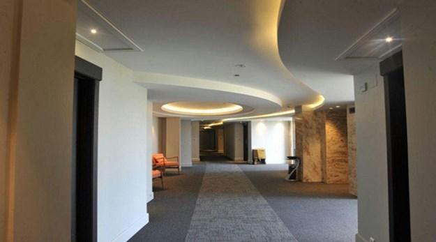 نمای راهرو هتل ونوس پلاس چالوس-ونوس پلاس