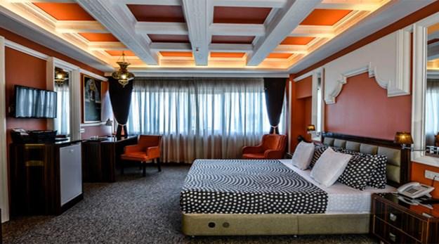 اتاق هتل نیلو تهران -نیلو