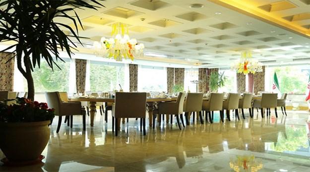 رستوران هتل نیلو تهران -نیلو