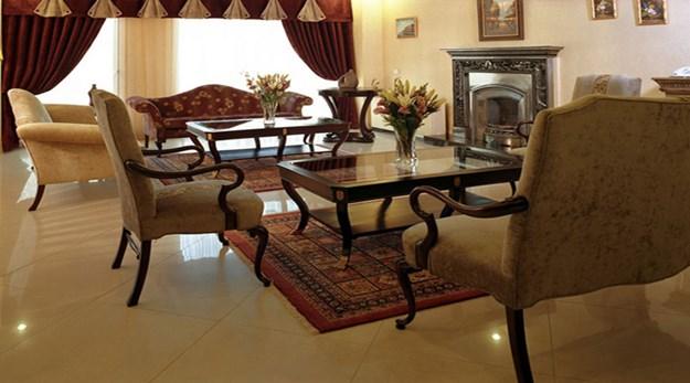 اتاق هتل آپارتمان مدیا تهران -مدیا